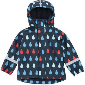 Reima Koski Płaszcz przeciwdeszczowy Dzieci, navy